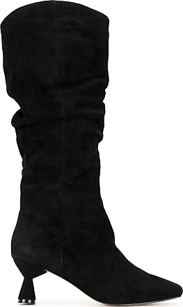 Mara and Mine Willow knee-length boots - Black