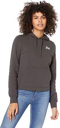 Fox Womens Onlookr High Waist Pullover Hoody Sweatshirt