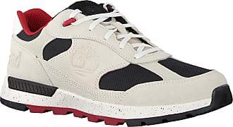 Timberland Weiße Timberland Sneaker Low Field Trekker Low