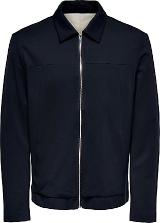 Only & Sons Performance Jacket - Navy