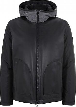 Bogner Woody Leather jacket for Men - Black