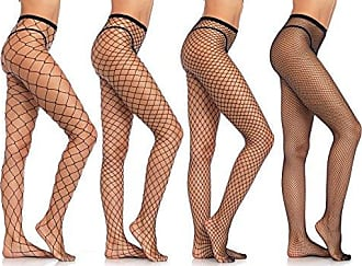 6ae6452591f Leg Avenue Womens Bundle Fishnet Hosiery Assortment