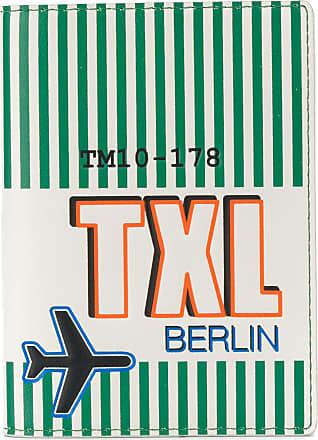 Tila March Porta-passaporte TXL Berlin - Verde