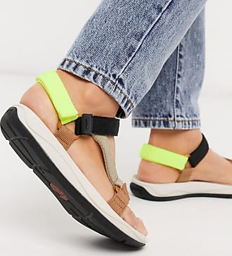 Camper Match sandal in multi webbing