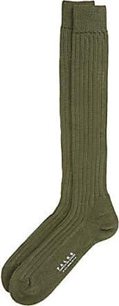 Calzettoni da uomo FALKE marrone Braun Dark Brown 5450 Taglia produttore: 39