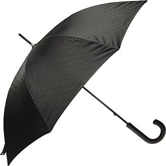 Burberry Logo Umbrella Unisex Black