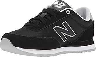1a7093e33ed10 New Balance Womens 515 V1 Athletic Shoes, Black/White, 10 B US