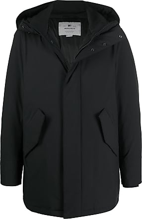 Woolrich padded down parka - Black