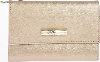 Longchamp Leather Wallet size Unica