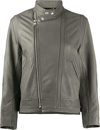 Zadig & Voltaire Lapo biker jacket - Green