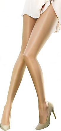"3 Pairs Pretty Polly Curves 15 den.Run Resist Tights XL-48-54""hips Sensation"