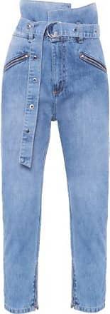 N.Y.B.D. Calça Clochard Escura N.Y.B.D. - Azul