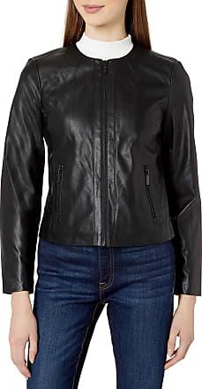 A X Armani Exchange Womens 8nyb03 Jacket, Black (Black 1200), X-Large