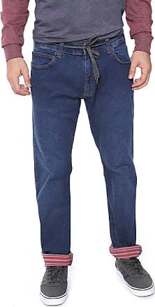 Element Calça Jeans Element Reta Ligth Azul