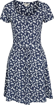 Mountain Warehouse Orchid Patterned Womens UV Dress - UPF50 Beach Dress, Lightweight Ladies Summer Dress, Pockets, Durable Day Dress - for Spring, Travelling, Poolside N