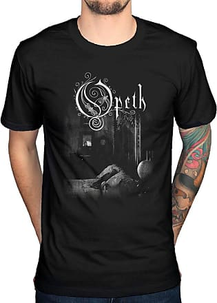 AWDIP Official Opeth Deliverance T-Shirt Merchandise Black
