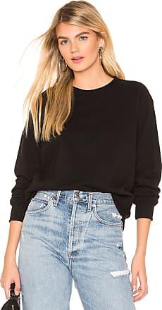 Hanes x Karla The Crew Sweatshirt in Black