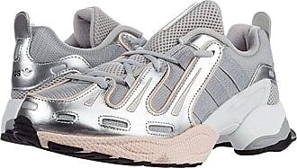 adidas Originals EQT Gazelle (Grey/Matte Silver/Icey Pink) Womens Shoes
