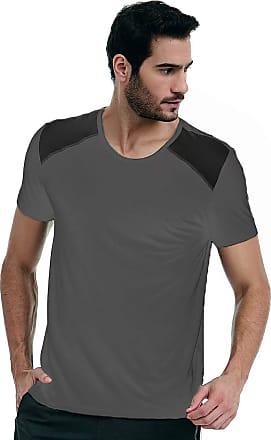 Cajubrasil Camiseta Maculina Prime Cinza M