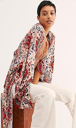 Free People Little Wing Mix Print Kimono by Free People