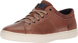 Rockport Mens Colle Tie Sneaker, Tan, 11.5 Wide