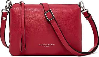 Gianni Chiarini three medium red handbag