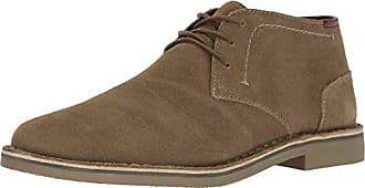 Kenneth Cole Reaction Mens Desert Sun SU Chukka Boot, Olive/Olive Suede, 7 M US