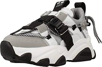 Yellow Women Women Sports Shoes GRAU LINE Grey 6 UK