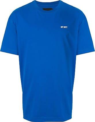 Off Duty Camiseta com estampa de logo - Azul