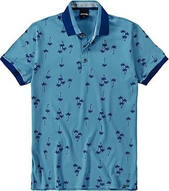 Enfim Camisa Slim, Enfim, Masculina, Azul Marinho, G