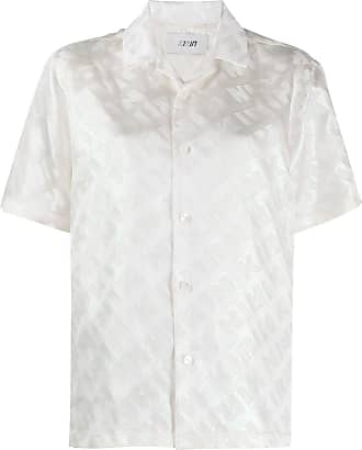 Kirin tonal logo print shirt - NEUTRALS