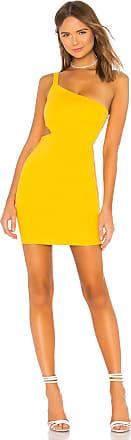 NBD x NAVEN Cara Dress in Yellow
