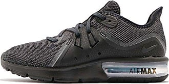 Max Basses Sequent Nike Air 3Sneakers EU WMNS 5 FemmeNoirBlack Anthracite 01044 QCWrdxeBo