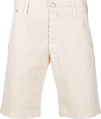 Jacob Cohen Vanilla cotton bermuda shorts