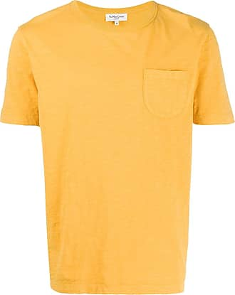 Ymc You Must Create stretch fit T-shirt - Yellow