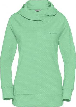 Vaude Tuenno Pullover Hoodie für Damen | grün