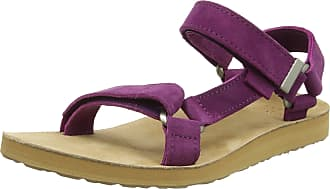 68ba5167f333 Teva Womens Original Universal Suede Sports and Outdoor Lifestyle Sandal