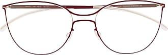 Mykita Armação de óculos Bjelle - Vermelho