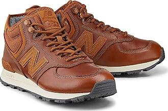 New Balance Ml574V2, Sneaker, Herren Braun Winterschuhe