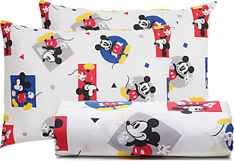Disney Jogo de Lençol Simples Disney Mickey Play