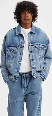 Levi's Made & Crafted Oversized Bleu / Lmc Timmer