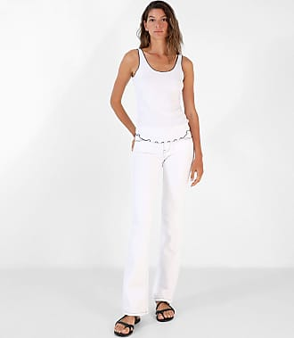 Scalpers Jeans Bootcut Contraste