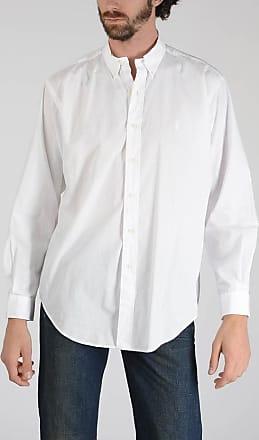 Polo Ralph Lauren Camicia YARMOUTH in Cotone Popeline taglia 16 050f42bf7a0