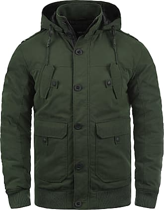 Solid Davio Mens Winter Jacket Outdoor Jacket with Hood, Size:L, Colour:Rosin (3400)