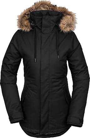 Volcom Fawn Insulated Jacket black
