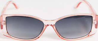 7X SVNX Extended Rectangle Sunglasses-Pink