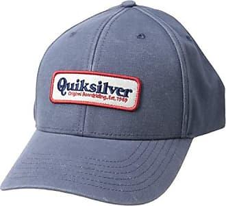 buy popular 11f7f c8b98 Quiksilver Mens BULLISH Trucker HAT, Vintage Indigo, 1SZ