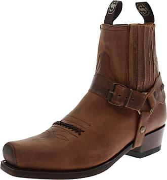 Sendra Boots 8833 Tang Lavado biker boot Brown