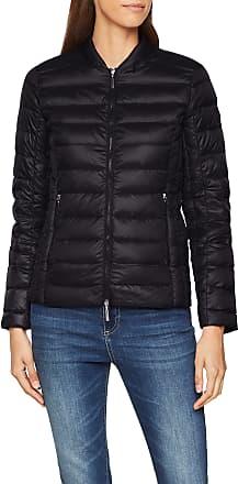 A X Armani Exchange Womens 8nyb01 Jacket, Black (Black 1200), X-Large