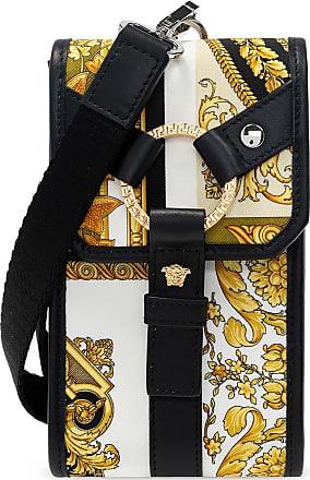 Versace Tasche Bag Unisex MADE IN ITALY Schwarz DP84725 DGOVV D410H Gr.U ANGEBOT